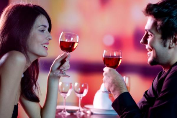 Valentine's Day Romantic Couple party