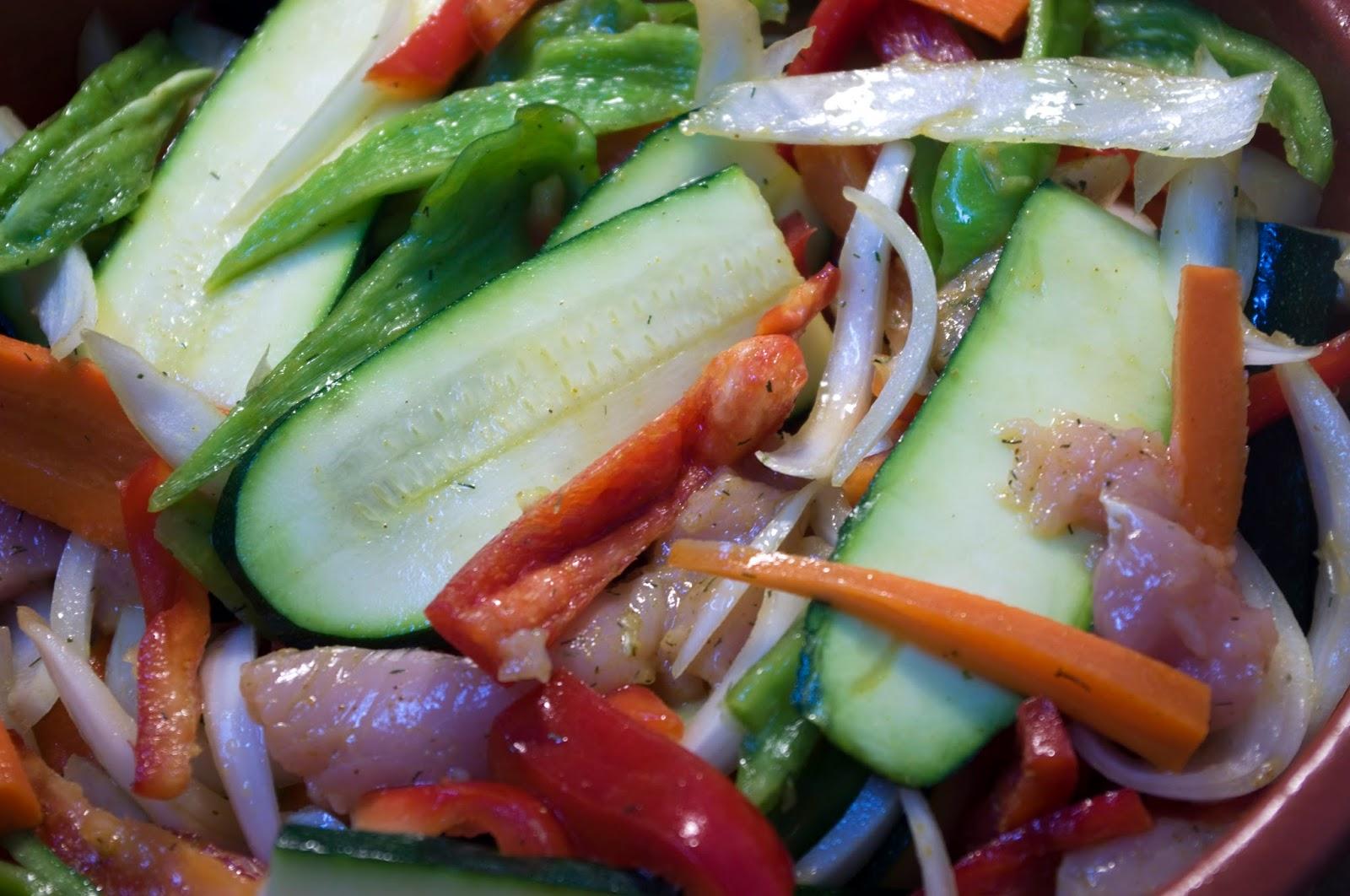 cortamos verduras