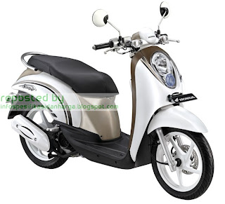 Harga Honda Scoopy Motor Terbaru 2012