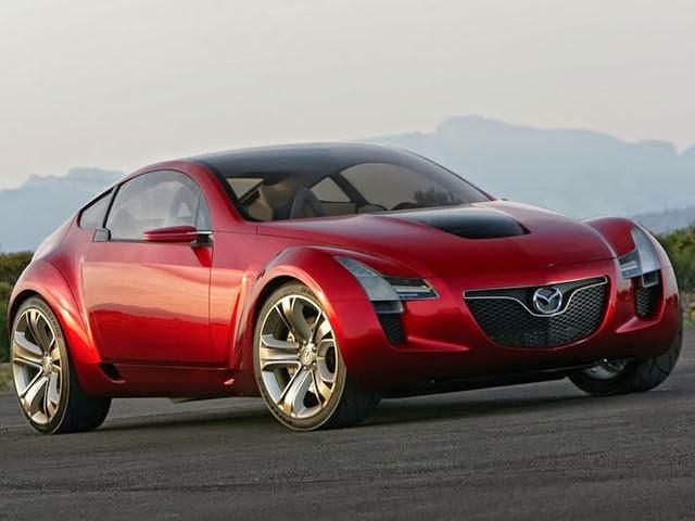 2016 Mazda RX7 Exterior