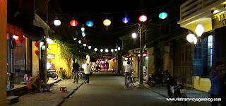 Hoian ancient town 1 journée
