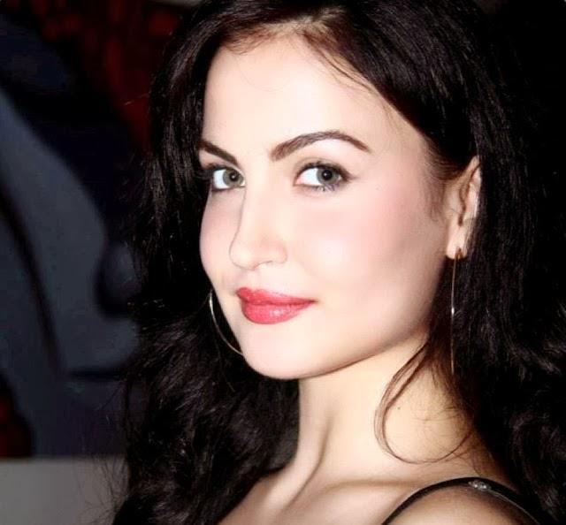 Beautiful Actress Elli Avram Latest Hd Wallpapers 2014 Free Download