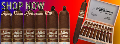 Ffortissimo M19 Cigar Launched at 2015 IPCPR