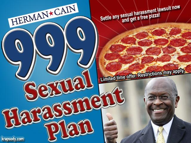herman cain 999 plan