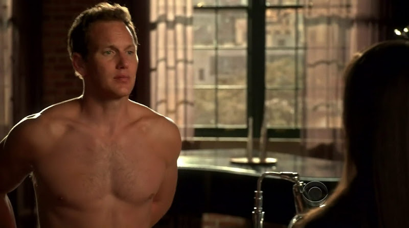 Patrick Wilson Shirtless in A Gifted Man s1e03