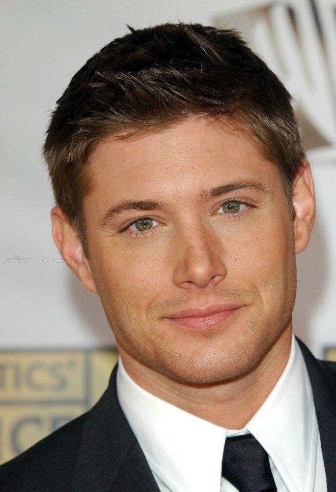 Jensen Ackles Hairstyle Men Hairstyles Dwayne The Rock Johnson