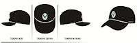 topi eselon III, IV dan staf