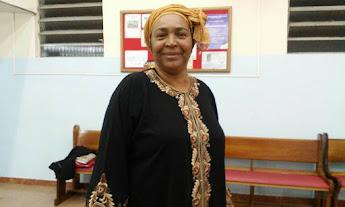 Missionária Edna - I.E.A.B.  ARAPUÁ