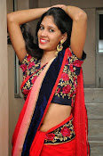 actress om sizzling photos in saree-thumbnail-61