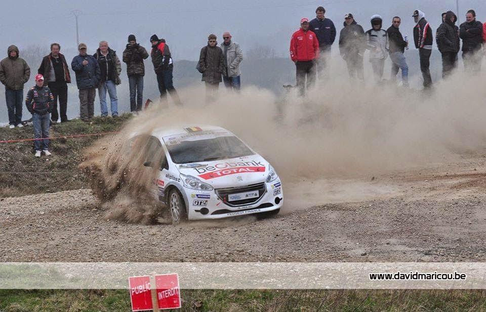 Rallye Le Touquet 2014