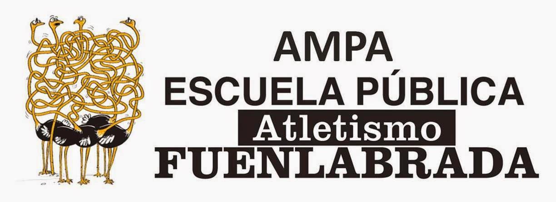 AMPA ESCUELA DE ATLETISMO FUENLABRADA