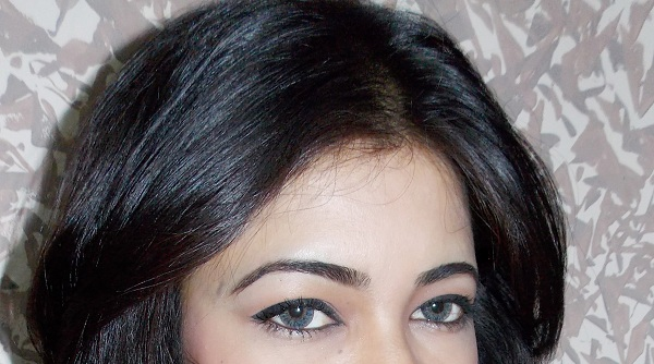 Aishwarya Rai inspired makeup Look eye makeup