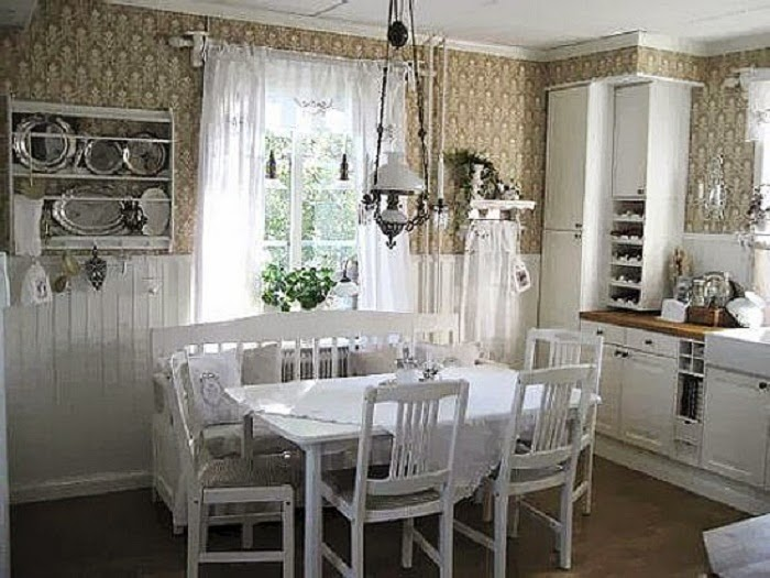 Country Cottage Home Decor Beautiful And Classic
