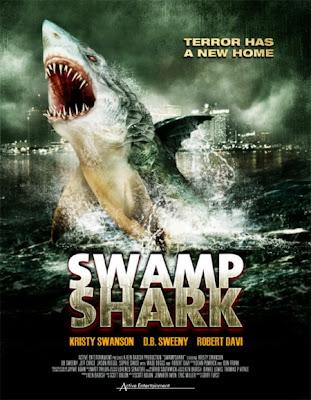 Swamp Shark (2011) Español Subtitulado