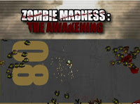 Zombie Madness Awakening walkthrough.