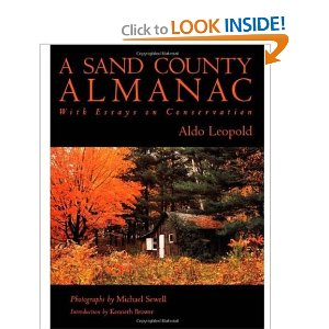 sand county almanac part 1 Published in a sand county almanac 12/1/2008 9:42:48 pm.