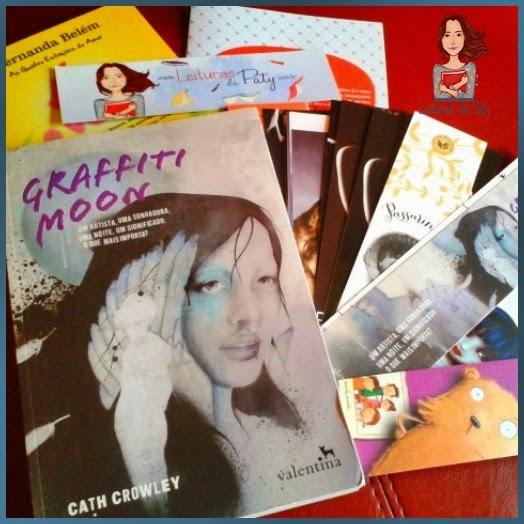 Graffiti Moon - Editora Valentina - Blog Leituras da Paty