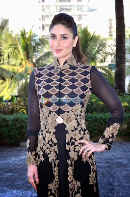 Kareena Kapoor Channel V's mobile app 'Vith U' launching event