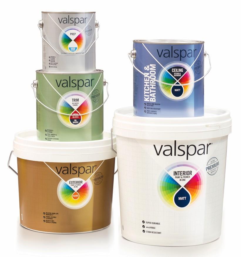 Valspar Paint Penang Website Digital And Graphic Design