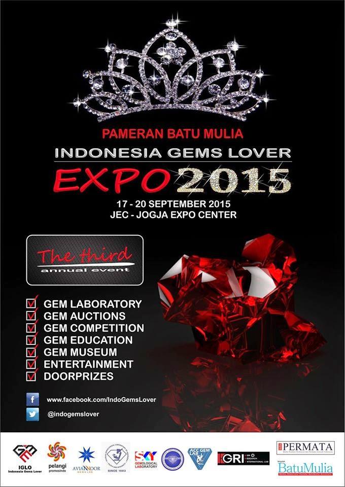 IGLO EXPO 2015, JEC YOGYAKARTA