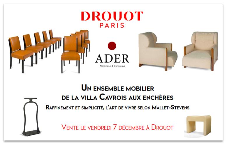 Une vente à Drouot