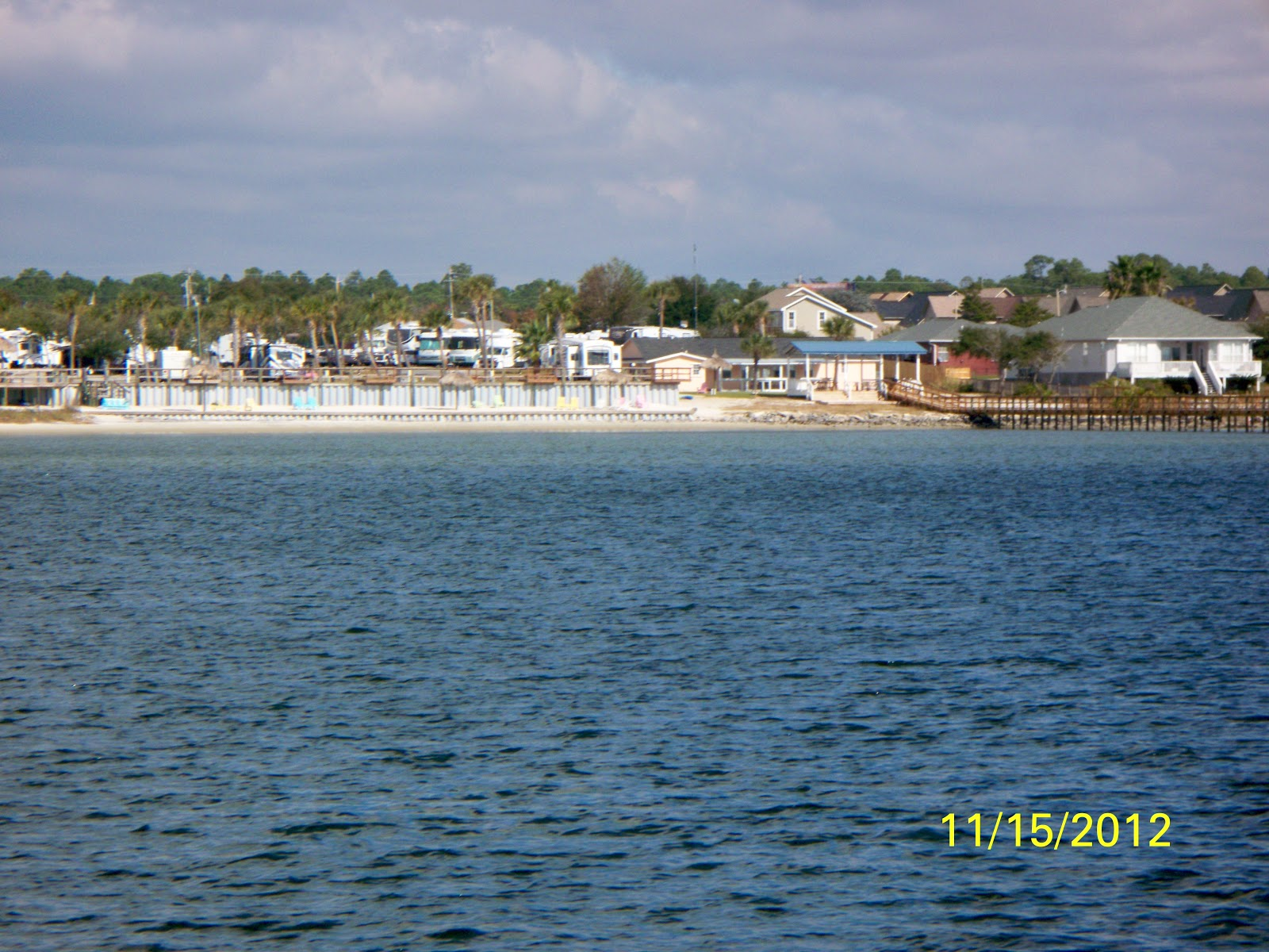 Long Stay Rv Park In Pensacola Beach