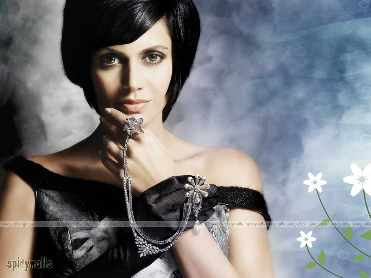 Mandira Bedi Sexy Wallpapers