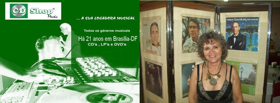 Clube e Museu do Disco de Vinil de Brasília