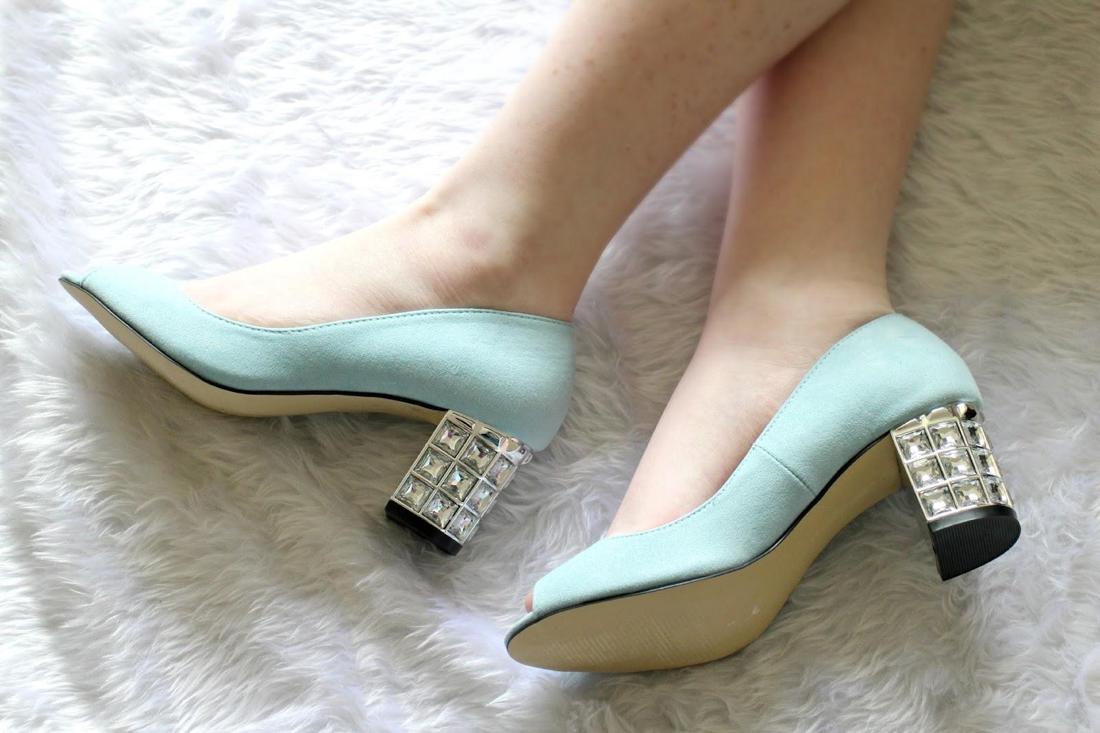 Cinderella Shoes Fashion