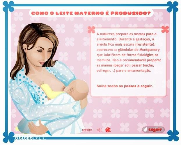 Estudo diz que o aleitamento materno evita o câncer de ovário.