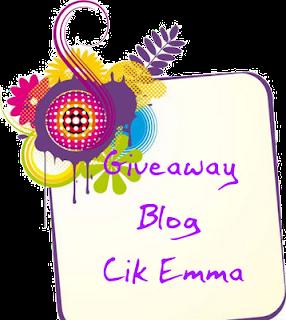 http://cik-emma.blogspot.com/2012/07/giveaway-blog-cik-emma.html