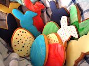 Galletas de Pascua galletas de pascua