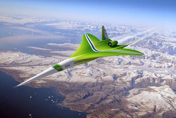 Futuristic Transportation Concept