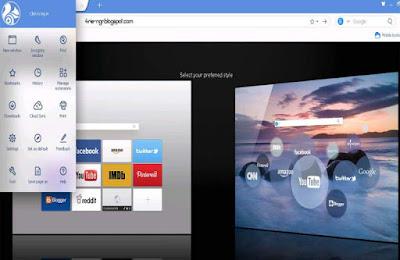 UC Browser 5.5.8071.1003 Terbaru