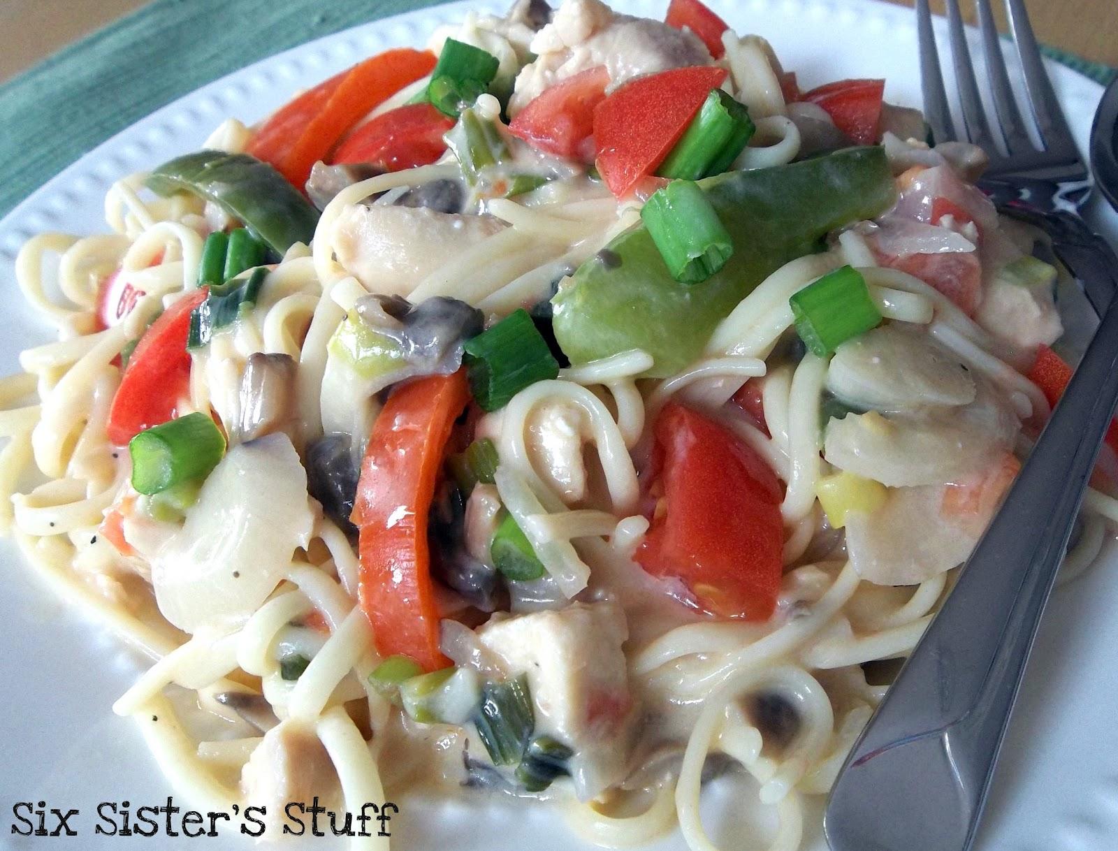 Healthy Meal Monday: Cajun Chicken Pasta Recipe | Six ...