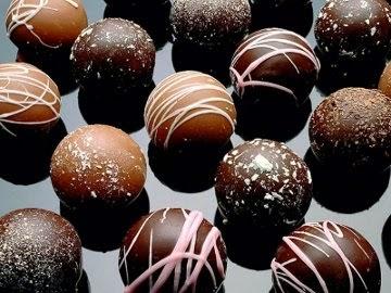 Kue Kering Bola-bola Coklat