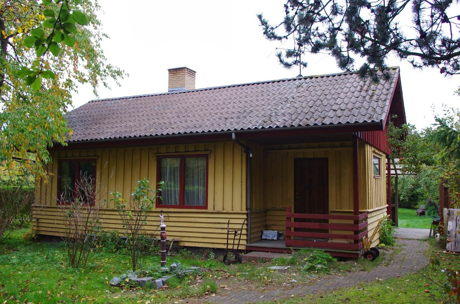 Det oprindelige sommerhus