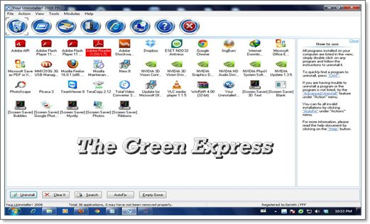 free download your uninstaller 2008 full version