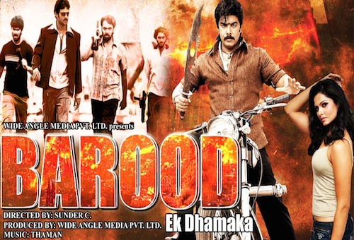 Barood Ek Dhamaka 2015 Hindi Dubbed Movie Download