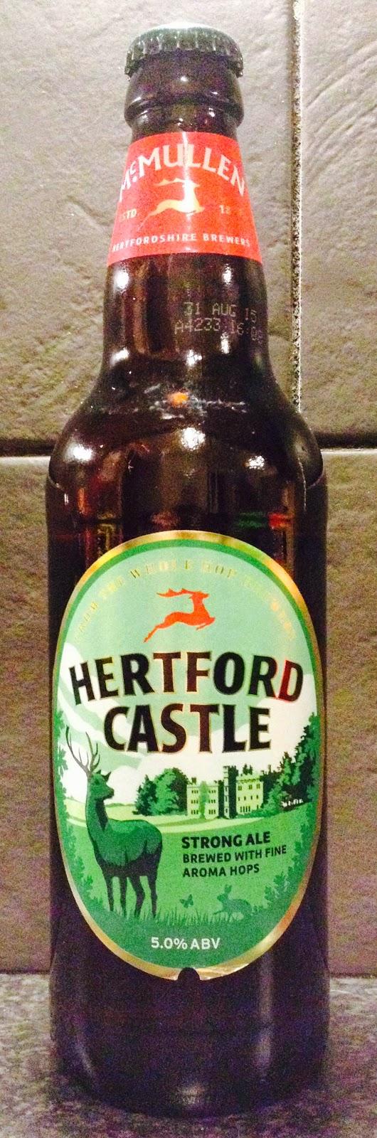 Hertford Castle (McMullen)