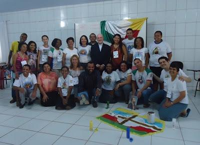 Bahia e Sergipe acolhem Encontro de Aprofundamento da IAM