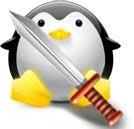 Quase não existe vírus para Linux.