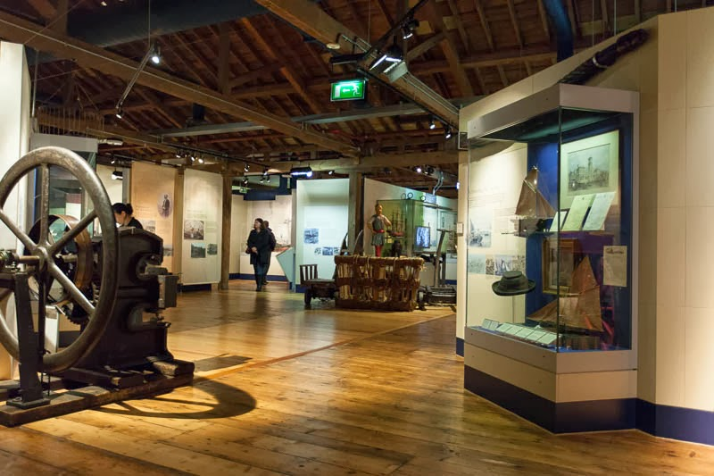 D Exhibition Docklands : Fresh eyes on london: museum of docklands