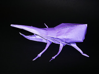 Beautiful Amazing Origami Art of paper photo picture