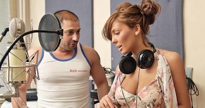Най-желаната българка Николета Лозанова и най-скандалният рапър Ванко 1