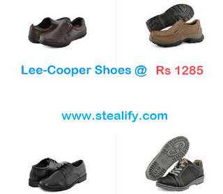 Lee cooper shoes discount coupon