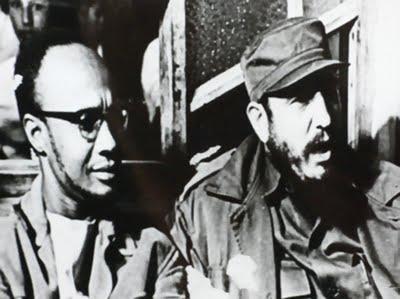 """""""Cabralista"""" Homenaje a Amilcar Cabral (A 40 años de su asesinato) Fidel+Castro+with+Amilcar+Cabral"""