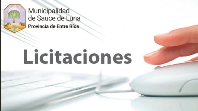 LLAMADO A LICITACIÓN PÚBLICA NACIONAL 01/2019 PARA EL DÍA LUNES 28 DE ENERO 2019