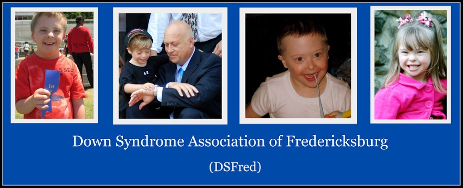 Down Syndrome Association of Fredericksburg