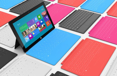 Surface: La nueva Tableta